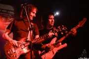 Adrian Shaw -bajo- y Bari Watts -guitarra- de The Bevis Frond (Santana 27, Bilbao, 2006)
