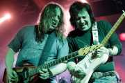 Nick Saloman -voz y guitarra- y Bari Watts -guitarra- de The Bevis Frond (Santana 27, Bilbao, 2006)