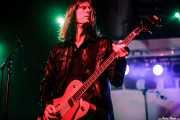 Adam Arling, bajista de The Cynics (Santana 27, Bilbao, 2006)
