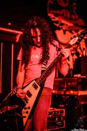 "Óscar Hernández ""Trash"", guitarrista de Motociclón (Freakland Festival, Ponferrada, 2006)"