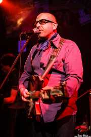 Paul Collins, cantante y guitarrista de The Paul Collins Beat, Freakland Festival, Ponferrada. 2006