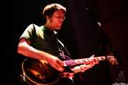 Jens Wolffersdorf, guitarrista de Standard, Bilborock, Bilbao. 2006
