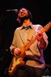 Juan Escribano, guitarrista de Standard, Bilborock, Bilbao. 2006