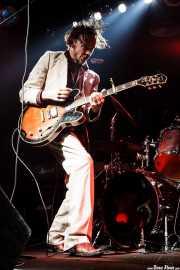 Hugo Race, cantante y guitarrista (Sala Tótem, Atarrabia (Villaba), 2006)