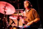 Edu Guzmán, baterista de Manett, Bilborock, Bilbao. 2006