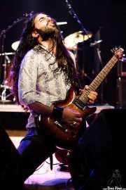 Asier Fernández, guitarrista de The Soulbreaker Company (Kafe Antzokia, Bilbao, 2006)
