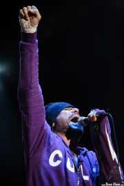 Ian Astbury, cantante de The Cult (Bilbao BBK Live, Bilbao, 2006)