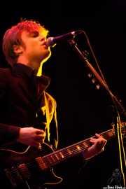 Gustaf Norén, cantante, guitarrista y percusionista de Mando Diao, Bilbao BBK Live. 2006