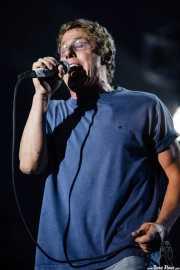 Roger Daltrey, cantante de The Who, Pabellón Príncipe Felipe, Zaragoza. 2006
