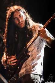 Asier Fernández, guitarrista de The Soulbreaker Company (Grande Rock Festival, Jaraiz de la Vera, 2006)