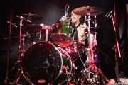 Juan Marco, baterista de The Diesel Dogs (Bilborock, Bilbao, 2006)