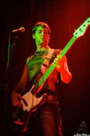 """Txelu """"Porco"""", bajista de Porco Bravo, Bilborock, 2006"""