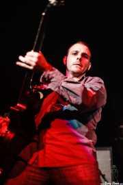 """Alex """"Porco"""", guitarrista de Porco Bravo, Bilborock, 2006"""