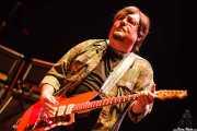 Ron Asheton, guitarrista de Iggy & The Stooges, Azkena Rock Festival, Vitoria-Gasteiz. 2006