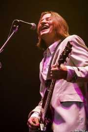 Jeff McDonald, cantante y guitarrista de Redd Kross, Azkena Rock Festival, Vitoria-Gasteiz. 2006