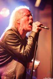 Rob Younger, cantante de Radio Birdman, Jimmy Jazz Gasteiz, Vitoria-Gasteiz. 2006