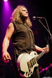 Xabi Garre, cantante y guitarrista de Señor No (Xabi Garre, cantante y guitarrista de Señor No, Bilbao, 2006)