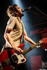 Gareth Liddiard, guitarrista y cantante de The Drones, Kafe Antzokia, 2006