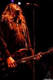 Fred Cole, guitarrista y cantante de Dead Moon, Hell Dorado. 2006