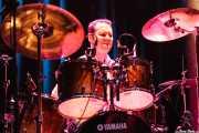 Javi González, baterista de Smile, Kafe Antzokia. 2006