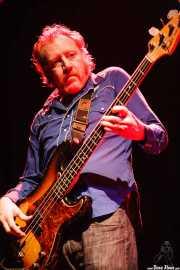 Chris Clarke, bajista de Alan Tyler And The Lost Sons Of Littlefield (Kafe Antzokia, Bilbao, 2006)