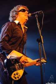 """Evan """"Muck"""" Shore, cantante y guitarrista de Muck & The Mires, Santana 27, Bilbao. 2006"""