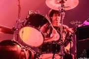 Roy McDonald, baterista de Redd Kross, Santana 27, Bilbao. 2007