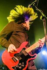 Jeff McDonald, cantante y guitarrista de Redd Kross, Santana 27, Bilbao. 2007