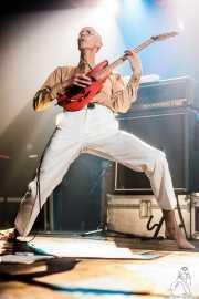 Robert Hecker, guitarrista de Redd Kross, Santana 27, Bilbao. 2007