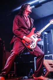 Steven McDonald, bajista y cantante de Redd Kross, Santana 27, Bilbao. 2007