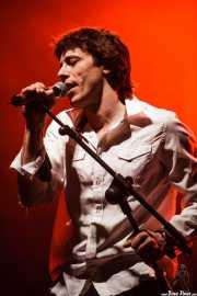 Iñigo Eiguren, cantante de The Uski's (29/01/2007)