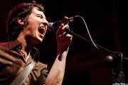 Rober!, cantante y guitarrista de Atom Rhumba (Kafe Antzokia, Bilbao, 2007)
