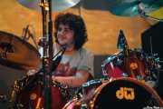 Roger Palacín, baterista y teclista de Anímic (Bilborock, Bilbao, 2007)