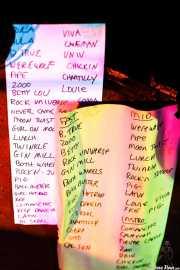 Setlist de The Neanderthals (Freakland Festival, Ponferrada, 2007)