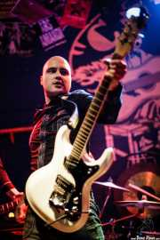 Imanol G. Alcón, cantante y guitarrista de Chico Boom, Freakland Festival, Ponferrada. 2007