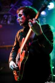 Manu Alfonso, guitarrista de The Phantom Keys (Freakland Festival, Ponferrada, 2007)