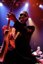 El Canibal -guitarra- y El Bravo -batería- de Los Tiki Phantoms (Bilborock, Bilbao, 2007)