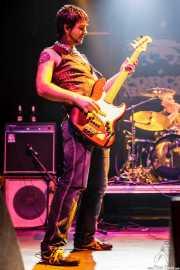 """Txelu """"Porco"""", bajista de Porco Bravo, Kafe Antzokia, 2007"""