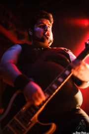 "Pablo ""Hellacopter"", guitarrista de Porco Bravo, Kafe Antzokia, 2007"