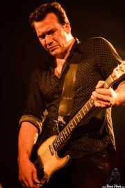 Dan Luscombe, guitarrista de The Drones, Santana 27, 2007