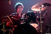 Mike Noga, baterista de The Drones, Santana 27, 2007