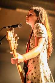 Fiona Kitschin, bajista de The Drones, Santana 27, 2007