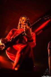 Mattias Bärjed, guitarrista de The Soundtrack of Our Lives (Santana 27, Bilbao, 2007)