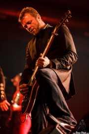 Ian Person, guitarrista de The Soundtrack of Our Lives (Santana 27, Bilbao, 2007)