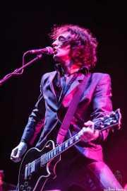 Igor Paskual, guitarrista de Loquillo y Los Trogloditas, Bilbao Exhibition Centre (BEC), Barakaldo. 2007