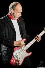 Pete Townshend, guitarrista de The Who, Bilbao Exhibition Centre (BEC), Barakaldo. 2007