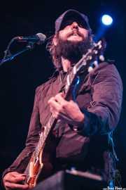 Ben Bridwell, guitarrista, cantante y lap steel de Band of Horses, Primavera Sound Festival, 2007
