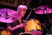 Bill Rieflin, baterista de Robyn Hitchcock and the Venus 3 (Primavera Sound Festival, Barcelona, 2007)