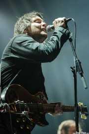 Jeff Tweedy, cantante y guitarrista de Wilco (Primavera Sound Festival, Barcelona, 2007)