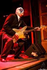 "Danny ""Daddy-O-Grande"" Amis, guitarrista de Los Straitjackets & Kaiser George & The Pontani Sisters, Kafe Antzokia, Bilbao. 2007"